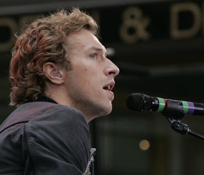 Coldplay performing at the Grammys is a given
