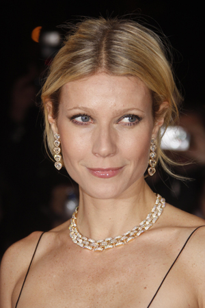 Gwyneth has a budding career as a blogger