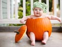 Halloween-inspired baby names