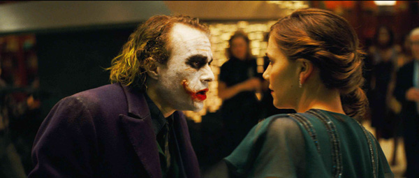 A posthumous award for Heath Ledger