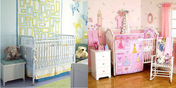 Trends in baby nurseries - Page 2