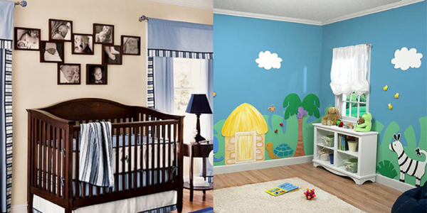 Trends in baby nurseries