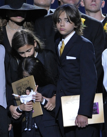 Jackson's kids with Katherine