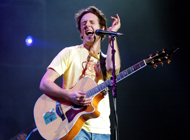 Jason Mraz gets himself a Grammy nod