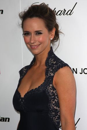 Jamie Kennedy will soon be on Jennifer Love Hewitt's arm at red carpet events