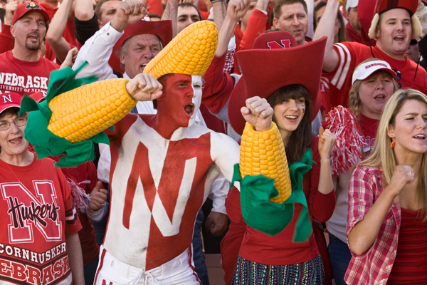 Jim Carrey and Zooey Deschenal go to Nebraska in Yes Man
