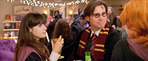 Jim Carrey as Harry Potter
