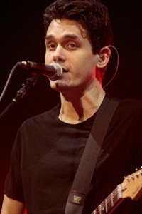 John Mayer, excuse me?