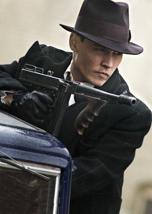 большой любви великого гангстера.  Билли Фрешетт.