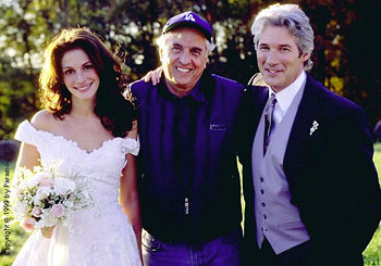 The creative crew reunite on Runaway Bride