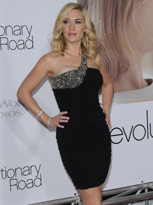 Kate Winslet maintains her curves with Pilates