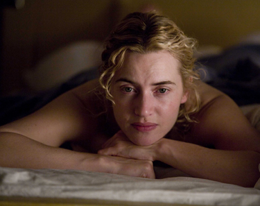 Kate Winslet in The Reader, another nomination for the British actress