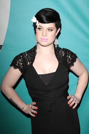 kelly osborne hairstyles. Kelly#39;s in rehab, according to