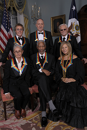 Daltrey, Townsend, Barbara and more: Kennedy Center Honors 2008