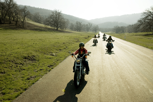 Bond with your fellow female riders