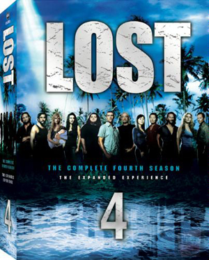 Lost: Season Four is out now on DVD