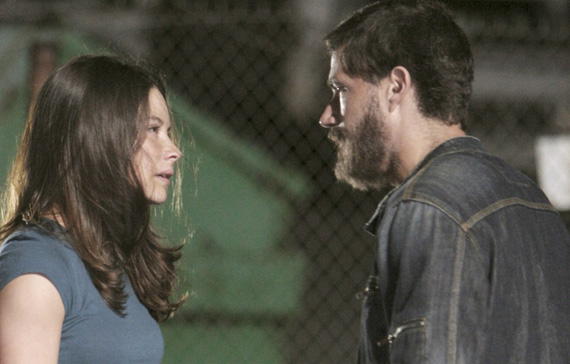 Jack tells Kate we have to go back on Lost
