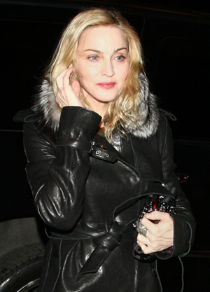 Madonna is at it again adopting