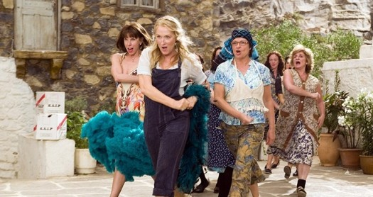 Meryl Streep in Mamma Mia! A DVD must-have