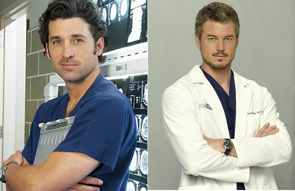Patrick Dempsy vs Eric Dane: Who's hotter?