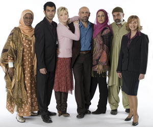 Muslim sitcom hit in 60 countries