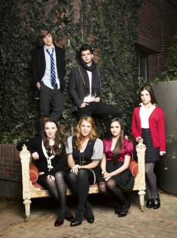 NYC Prep takes Gossip Girl to the real test