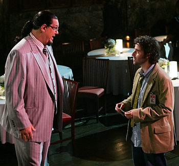 Numb3rs features a little magic on CBS