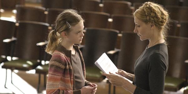 Elle finds Wonder in Patricia Clarkson's drama teacher