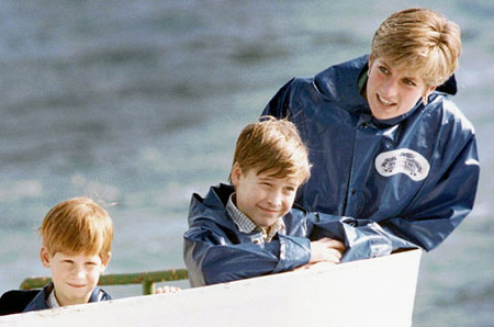 Princess Diana life in photos