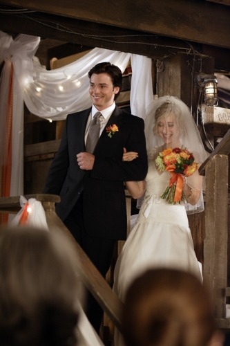Smallville gets married
