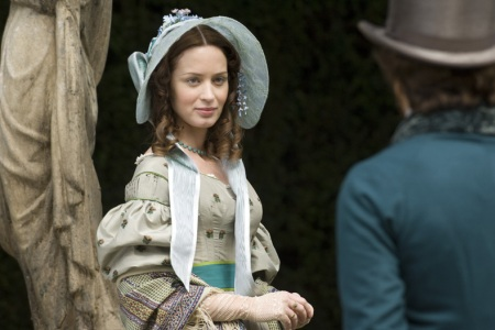 Emily Blunt is Queen Victoria in The Young Victoria