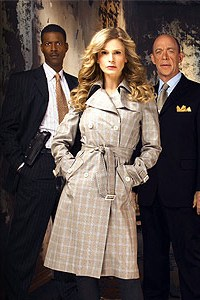 Kyra Sedgwick on The Closer