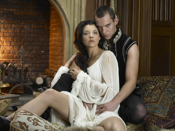 The Tudors, one of 2008's best on TV