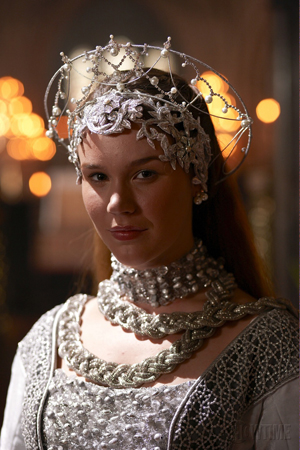 Joss Stone debuts her acting skills in The Tudors