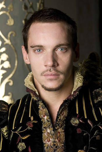 Henry VIII leers into a new season of The Tudors
