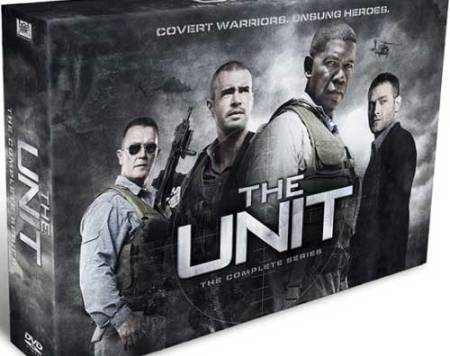 Thye Unit entire collection is now on DVD