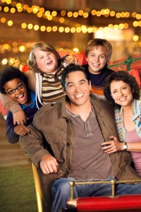 Dean Cain stars in Three Gifts on Hallmark