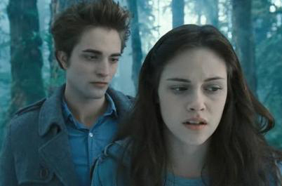 Bella discovers Edward's secret