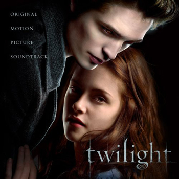Twilight soundtrack is in stores now