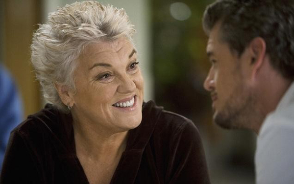 Tyne Daly visits the Grey's Anatomy cast