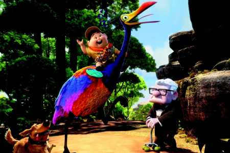 Up is not only the best family film of 2009, but one of the best films of 2009