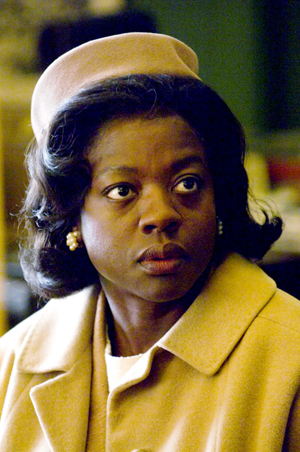 Central to Doubt's power, Viola Davis rivits opposite Meryl Streep