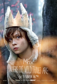 Max: Where the Wild Things Are