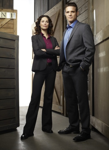 Warehouse 13 premieres tonight on SyFy