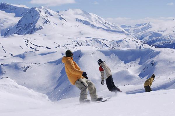 10 Best winter sports hotspots