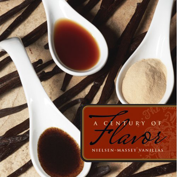 Nielsen-Massey Vanillas cookbook A Century of Flavo