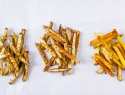 Italian, Indian and Mexican spices add a dash of flavor to french fries