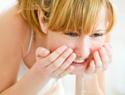Skin care tips for sensitive, acne-prone skin