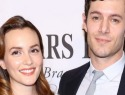 Adam Brody talks marriage and kissing Rachel Bilson
