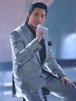 Adam Lambert on Motown Week